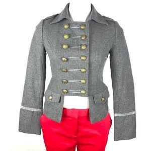 Peppe Peluso Gray jacket